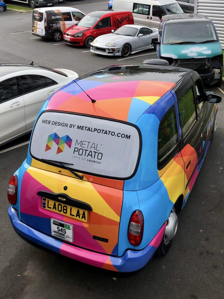 London Taxi Livery